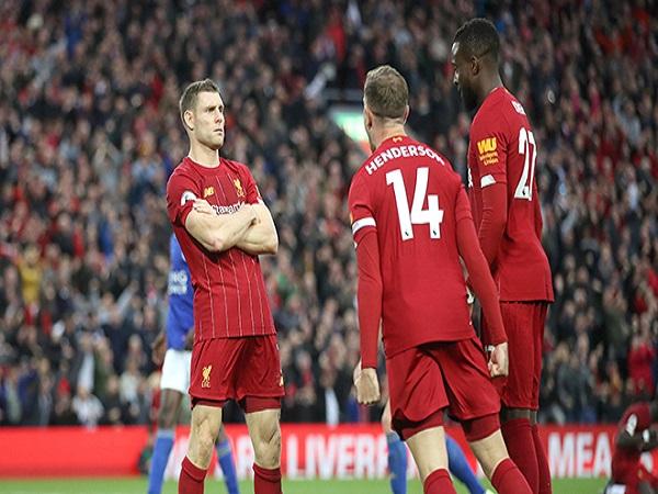 Liverpool đừng vội nghĩ về chức vô địch
