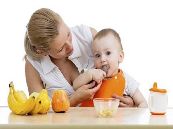 Lợi ích của chuối với sức khỏe của em bé