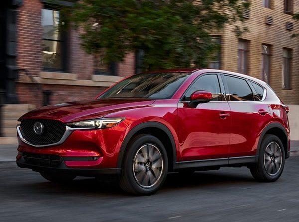 Đánh giá Mazda CX 5: Thiết kế sang trọng, vận hành tốt