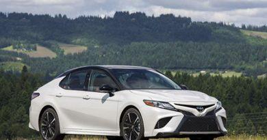 Đánh giá Toyota Camry 2019: Chiếm lĩnh phân khúc sedan hạng D