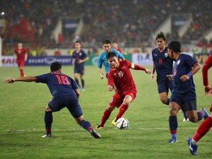 Thái Lan than trời vì cùng bảng với Việt Nam ở SEA Games 30
