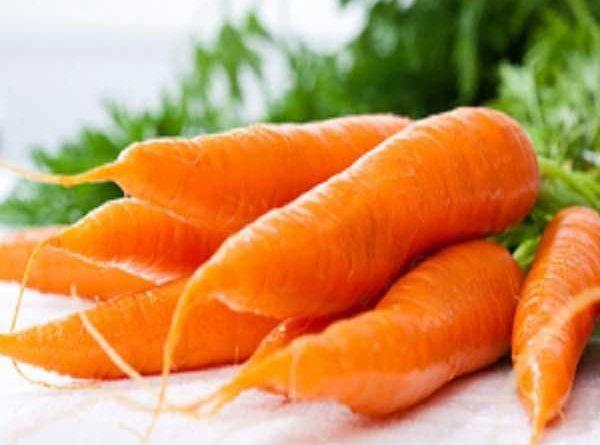 Nằm mơ thấy củ cà rốt đánh con bao nhiêu