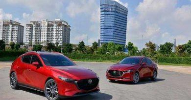 Đánh giá Mazda 3 2020: Nâng cấp các tính năng an toàn