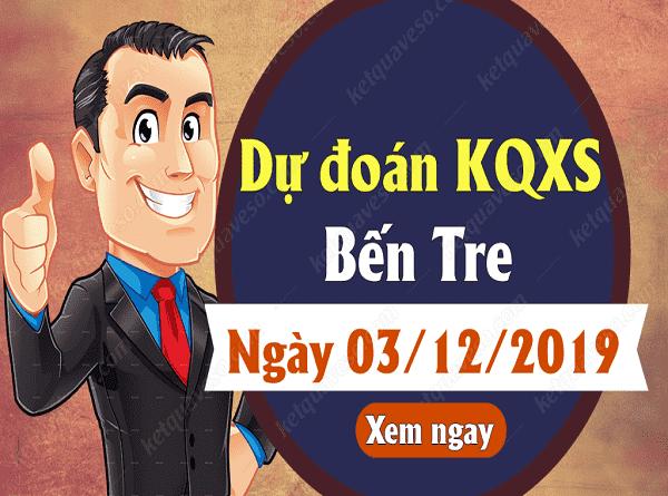 Chuyên gia nhận định KQXSBT ngày 03/12
