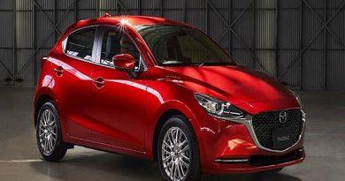 Mazda 2 - Màu sơn cao cấp của dòng sedan