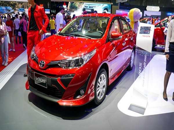 Toyota Vios 2020 - Phiên bản mới sắp ra mắt tại Việt Nam