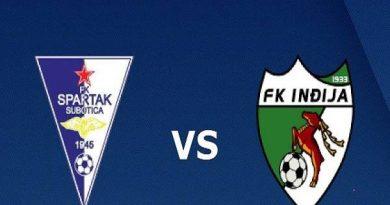 Nhận định Indjija vs FK Spartak Subotica 21h00 ngày 18/3