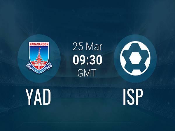 Nhận định Yadanarbon vs ISPE, 16h30 ngày 25/03