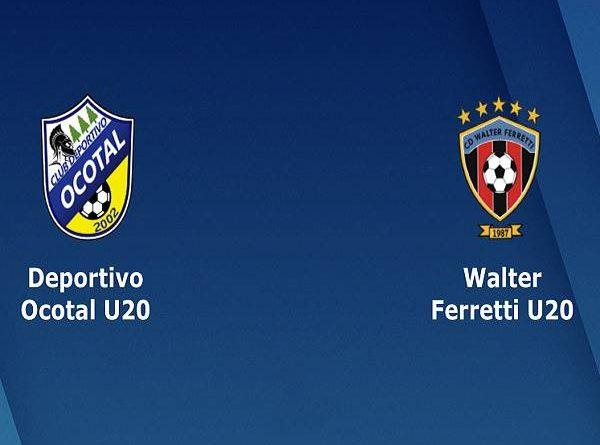 Soi kèo U20 CD Ocotal vs U20 Walter Ferretti 2h30, 13/04 (U20 Nicaragua)