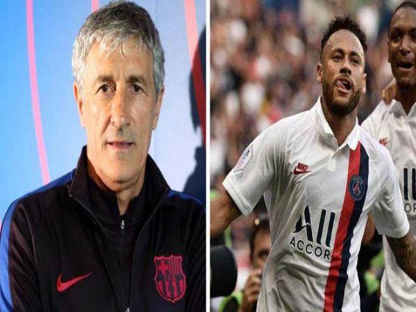 HLV Barca muốn đưa Neymar trở lại Camp Nou