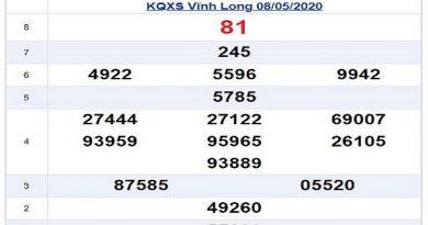 Soi cầu KQXSVL- xổ số vĩnh long thứ 6 ngày 15/05 hôm nay