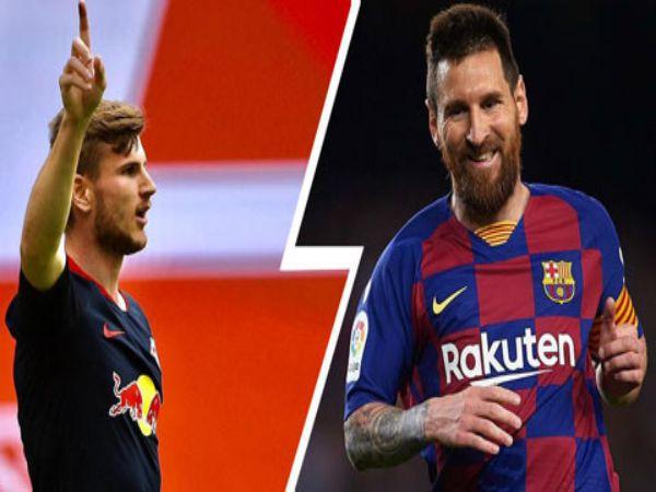 Tân binh của Chelsea chỉ đứng sau mỗi Messi