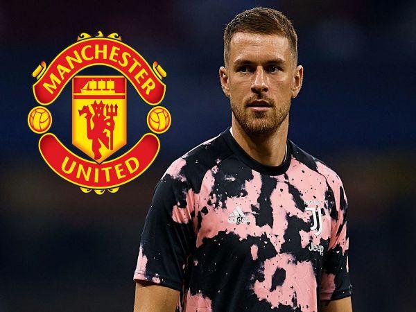 MU sẽ đưa Ramsey về sân Old Trafford