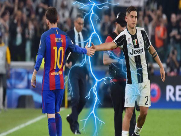Dybala bất ngờ thả thính Barcelona