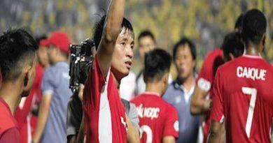 Vòng 4 V-League: Ngôi đầu sẽ đổi chủ