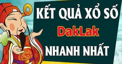 Soi cầu XS Daklak chính xác thứ 3 ngày 02/06/2020