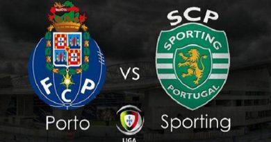 Nhận định Porto vs Sporting Lisbon 03h30, 16/07 – VĐQG Bồ Đào Nha