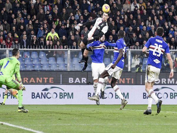 Soi kèo bóng đá Juventus vs Sampdoria