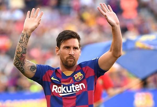 Tin thể thao 29/8: Messi bất ngờ thông báo gia nhập Cruzeiro