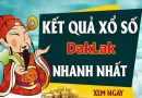 Soi cầu XS Daklak chính xác thứ 3 ngày 11/08/2020