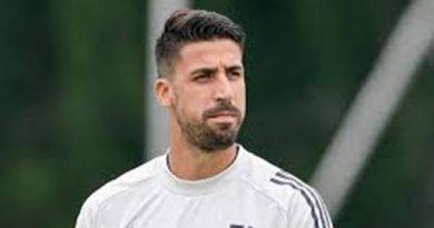 Chuyển nhượng bóng đá 29/9: Khedira từ chối rời Juventus.