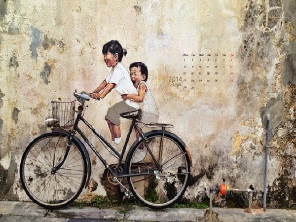 Mơ thấy xe đạp có điềm báo gì? đánh con số nào trúng?