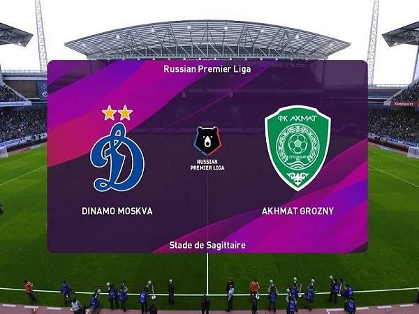 Nhận định Dinamo Moscow vs Akhmat Grozny 23h00, 21/09 - VĐQG Nga