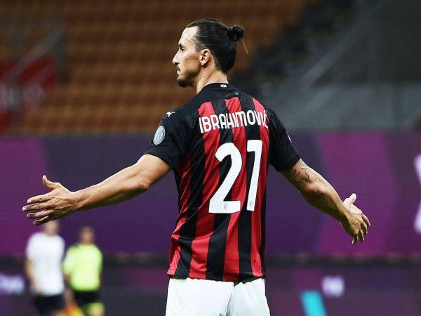 Tin bóng đá sáng 01/09: Ibrahimovic gia hạn hợp đồng với AC Milan