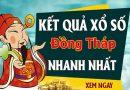 Soi cầu dự đoán XS Đồng Tháp Vip ngày 21/09/2020