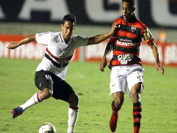 Soi kèo Sao Paulo vs Atletico GO, 06h30 ngày 8/10 - VĐQG Brazil