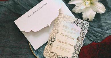Mơ thấy thiệp cưới là điềm báo lành hay dữ?