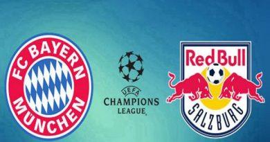 Nhận định Bayern Munich vs RB Salzburg – 03h00, 26/11/2020