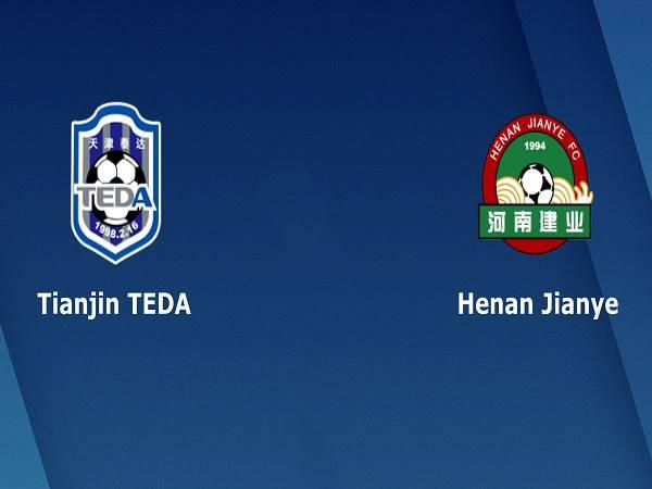 Nhận định Tianjin Teda vs Henan Jianye 14h30, 10/11 - VĐQG Trung Quốc