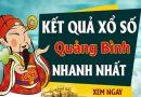 Soi cầu XS Quảng Bình chính xác thứ 5 ngày 26/11/2020