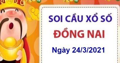 Soi cầu XSDN ngày 24/3/2021