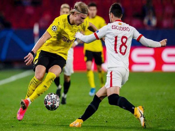 Nhận định tỷ lệ Dortmund vs Sevilla, 03h00 ngày 10/3 - Cup C1 Châu Âu