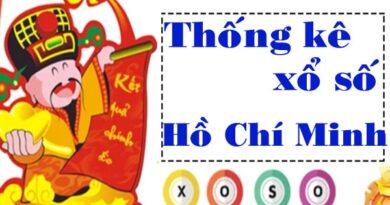 Thống kê xổ số Hồ Chí Minh 24/4/2021