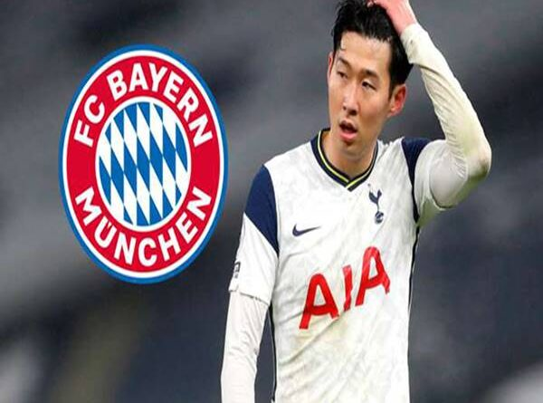 Tin bóng đá QT 1/4: Bayern nhăm nhe cuỗm Son Heung Min