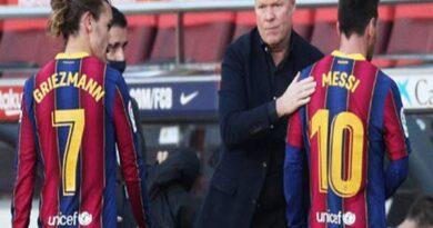 Bóng đá TBN 11/5: Barca thiếu bản lĩnh đại chiến