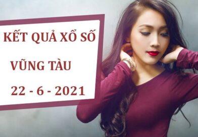Soi cầu KQXS Vũng Tàu thứ 3 ngày 22/6/2021