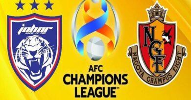 Nhận định Johor Darul vs Nagoya Grampus – 21h00 22/06/2021