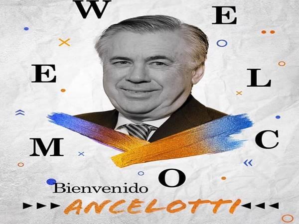 Tin bóng đá sáng 2/6: Carlo Ancelotti quay trở lại dẫn dắt Real Madrid