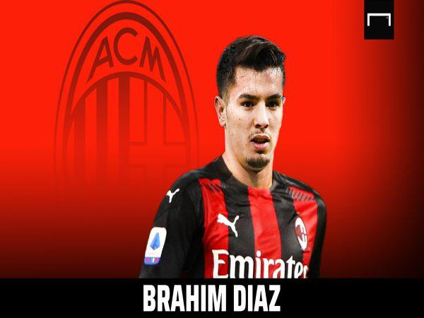 Chuyển nhượng chiều 16/7: AC Milan mượn thành công Diaz trong 2 năm