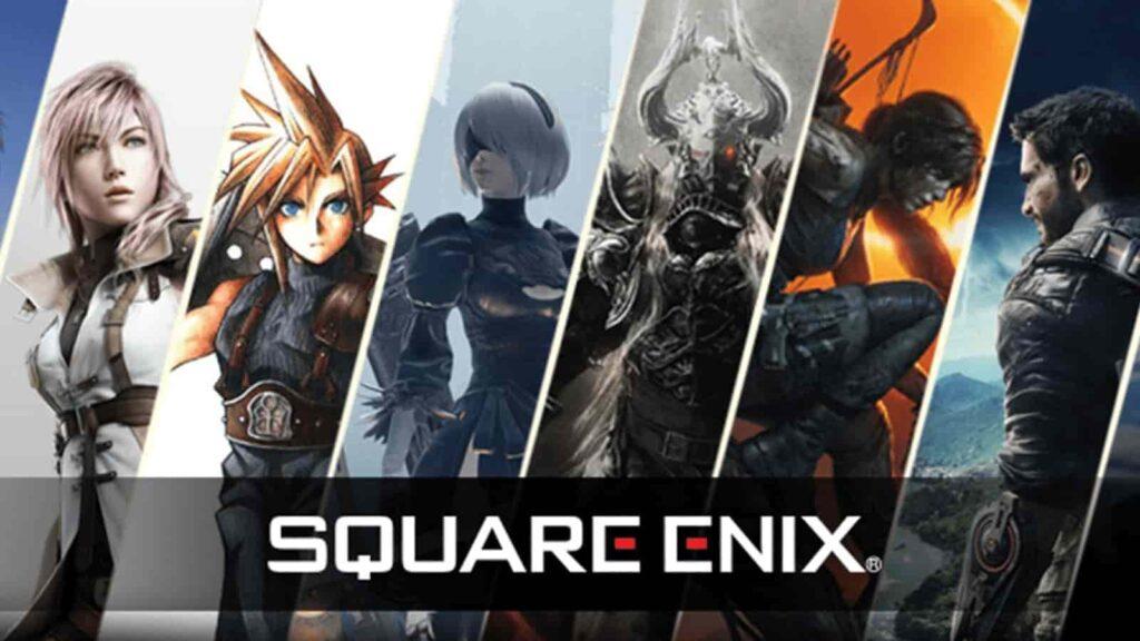Square Enix muốn đám cưới ở Nhật Bản đặc biệt hơn với món quà là nhiệm vụ rồng