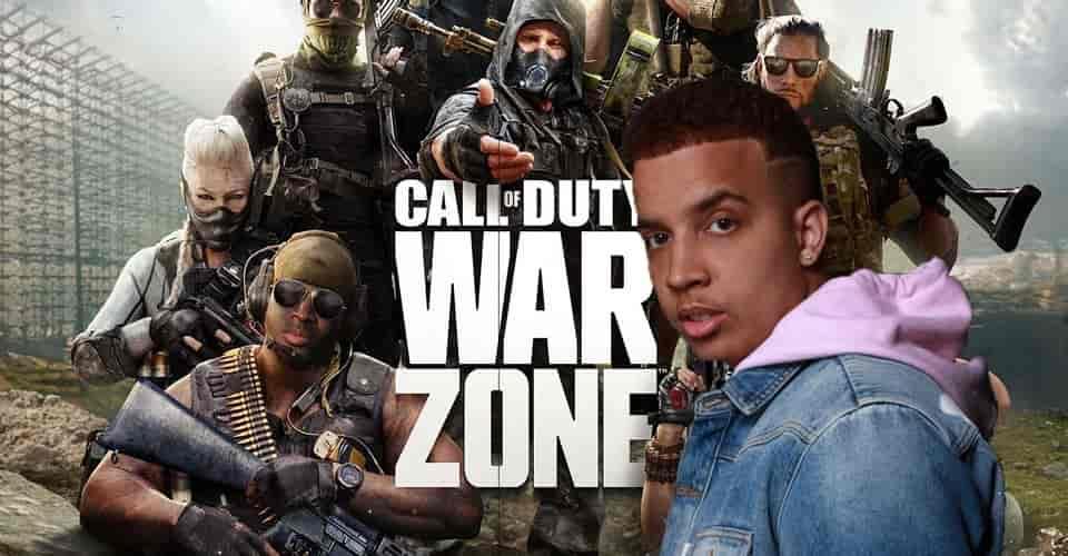 Call of Duty: Warzone Pro FaZe Swagg cho thấy khả năng tải mạnh mẽ mới