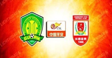 Soi kèo Beijing Guoan vs Changchun YaTai, 19h30 ngày 12/8 VĐQG TQ