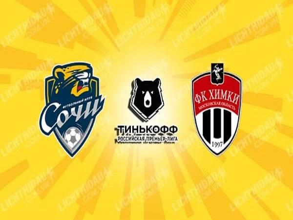 Nhận định Sochi vs Khimki – 23h00 16/08, VĐQG Nga