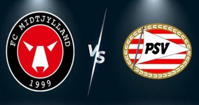 Soi kèo Midtjylland vs PSV Eindhoven – 01h00 11/08, Cúp C1 Châu Âu