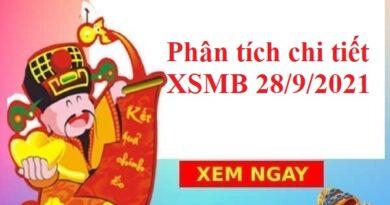 Phân tích chi tiết XSMB 28/9/2021