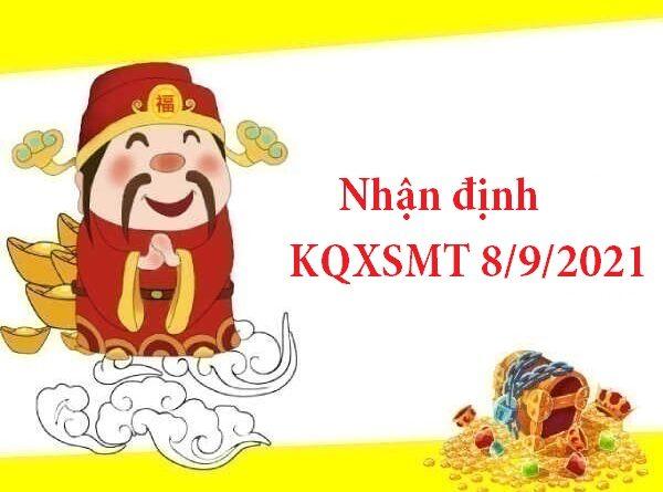 Nhận định KQXSMT 8/9/2021